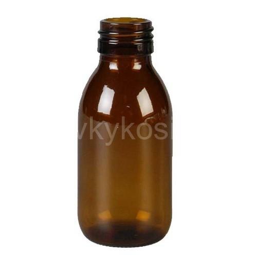 sklenená liekovka